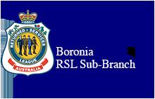 Boronia RSL Logo