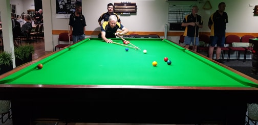 THURSDAY NIGHT BILLIARDS & SNOOKER COMPETITION