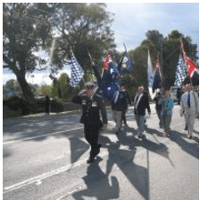 BORONIA RSL COMMEMORATIVE MARCH